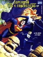 Superman / Los 4 Fantásticos