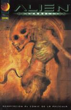 Alien Resurrección (Adaptación al cómic de la película)