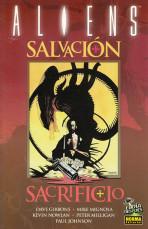 Aliens: Salvación - Sacrificio