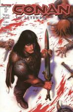 Conan: La Leyenda Vol.1 nº 1