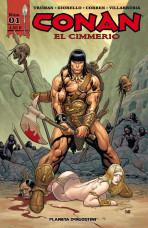 Conan el Cimmerio Vol.1 nº 1