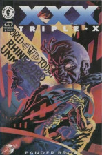 XXX. Triple X Vol.1 nº 4
