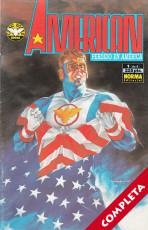 American: Perdido en América Vol.1 - Completa