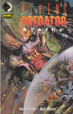 Aliens vs. Predator: Eterno Vol.1 nº 1