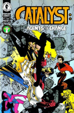 Catalyst: Agents Of Change Vol.1 nº 3