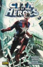 City of Heroes Vol.1 nº 1