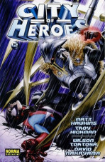 City of Heroes Vol.1 nº 2