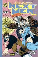 Next Men Vol.1 nº 13