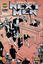 Next Men Vol.1 nº 18