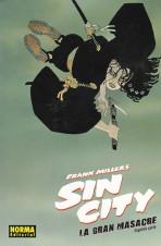 Sin City (Quiosco) Vol.1 nº 4 - La Gran Masacre (2ª Parte)