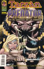 Tarzan versus Predator: En el centro de la tierra Vol.1 nº 2
