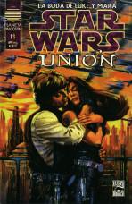 Star Wars: Unión - La boda de Luke y Mara Vol.1 nº 1