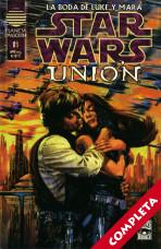 Star Wars: Unión - La boda de Luke y Mara Vol.1 - Completa