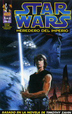 Star Wars. Heredero del Imperio nº 1
