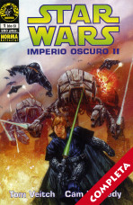 Star Wars. Imperio Oscuro II - Completa