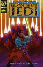 Relatos de los Jedi nº 1