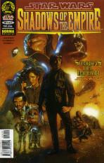 Star Wars. Sombras del Imperio nº 1