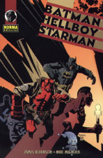 Batman / Hellboy / Starman
