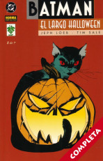Batman: El Largo Halloween Vol.1 - Completa -