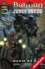 Batman / Judge Dredd: Morir de Risa Vol.1 - Completa -