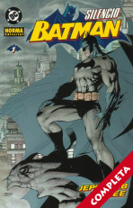 Batman: Silencio Vol.1 - Completa -
