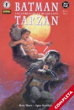 Batman / Tarzán: Las Garras de la Mujer Gato Vol.1 - Completa -