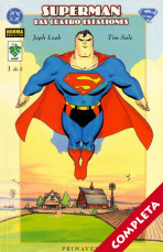Superman: Las Cuatro Estaciones Vol.1 - Completa -