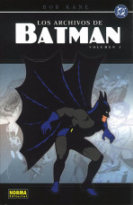 Los Archivos de Batman Vol.1 nº 1