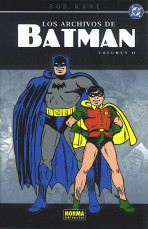Los Archivos de Batman Vol.1 nº 2