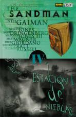 Biblioteca The Sandman Vol.IV - Estación de niebles