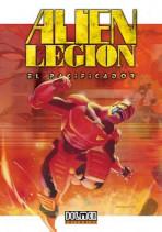 Alien Legión Vol.1 nº 3 - El Pacificador
