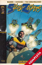 Shock Rockets Vol.1 - Completa