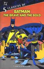 Batman The Brave and The Bold Vol.1 nº 5