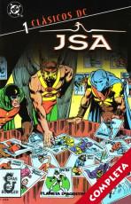 JSA Vol.1 - Completa -