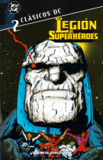 La Legión de Superhéroes Vol.1 nº 2