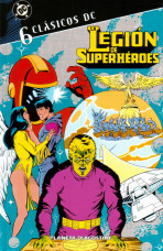La Legión de Superhéroes Vol.1 nº 6