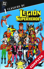 La Legión de Superhéroes Vol.1 - Completa -