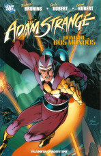 Adam Strange: El Hombre de Dos Mundos