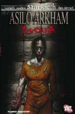 Asilo Arkham: Locura