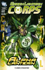 Green Lantern Corps: Alpha Lantern