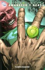 Green Lantern: Amanecer y Ocaso