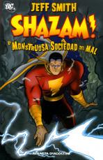 Shazam!: La monstruosa sociedad del mal