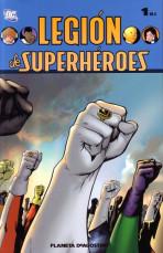Legión de Superhéroes Vol.1 nº 1