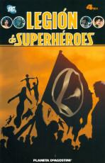 Legión de Superhéroes Vol.1 nº 4