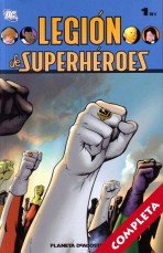 Legión de Superhéroes Vol.1 - Completa -