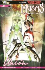 Musas de Gotham Vol.1 nº 1 - Unión