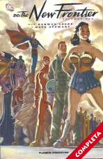 DC: The New Frontier Vol.1 - Completa -