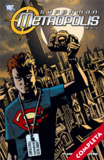 Superman: Metrópolis Vol.1 - Completa -