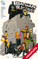 Batman y los Outsiders Vol.1 - Completa -