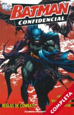 Batman Confidencial Vol.1 nº Completa